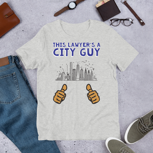 City Attorney *Tan Fingers* - Legaltee