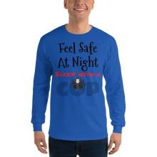 Load image into Gallery viewer, Sleep With a Cop Long Sleeve - Legaltee
