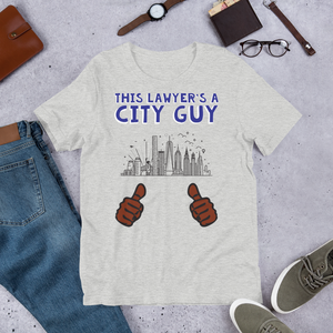 City Attorney *Brown Fingers* - Legaltee