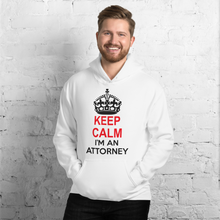 Load image into Gallery viewer, KEEP CALM Hoodie - Legaltee