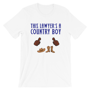 Country Boy Lawyer *Brown Fingers* - Legaltee