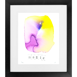 Magic - SoulSpace Oracle print