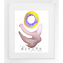 Load image into Gallery viewer, Divine - SoulSpace Oracle print