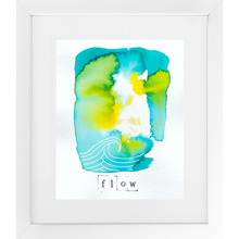 Load image into Gallery viewer, Flow - SoulSpace Oracle print
