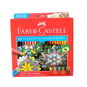 Colores Hexagonales X60 120160G Faber Castell