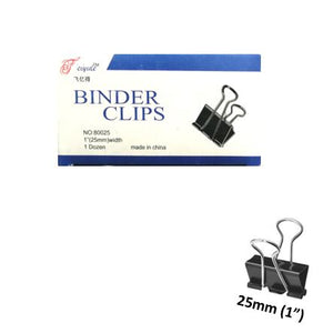 "Doble Clip 25MM (1"") X12U Dingli"