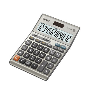 Calculadora de escritorio 12 dígitos DF-120BM Casio