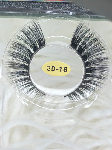 LoveAngel Sweet 16 3D Faux Mink Lashes -16