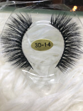 Load image into Gallery viewer, LoveAngel Statement 3D Faux Mink Lashes -14
