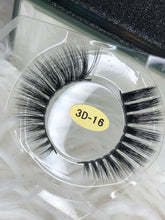 Load image into Gallery viewer, LoveAngel Sweet 16 3D Faux Mink Lashes -16