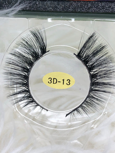 LoveAngel Striking 3D Faux Mink Lashes -13