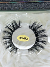 Load image into Gallery viewer, LoveAngel Wondrous 3D Faux Mink Lashes -03