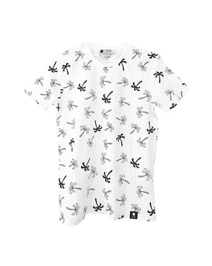 Quipster Limited Edition Palmtree T-Shirt