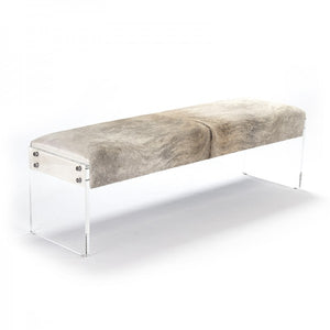 Zentique Acrylic Bench