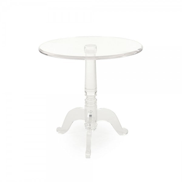 Zentique Celine Acrylic Side Table