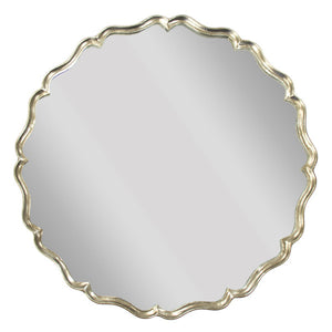 Zentique Makeup Vanity Mirror Scalloped Style