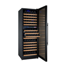 "Load image into Gallery viewer, Allavino 24"" Dual Zone Wine Refrigerator FlexCount Series 172 Bottles  VSWR172-2BWRN"