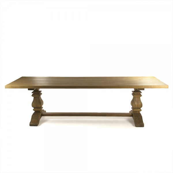 Zentique Trestle Dining Table