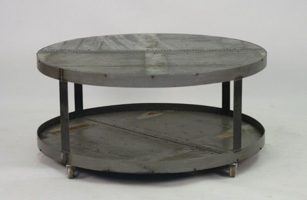 Bennett Round Coffee Table