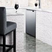 "Load image into Gallery viewer, Summit 24"" Wide Built-In Outdoor Wine Kegerator Dual Tap"