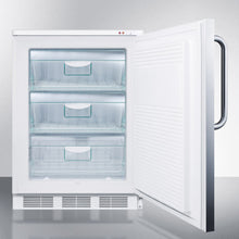 "Load image into Gallery viewer, Accucold  24"" Wide Built-In All-Freezer"