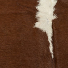 "Load image into Gallery viewer, Zentique Brazilian Cowhide Rug 90"" X 78"""