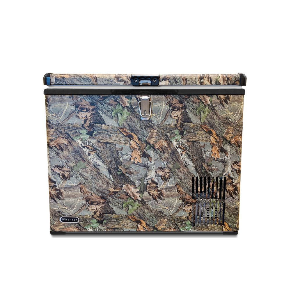 Whynter 45 QT Portable Fridge/Freezer Camouflage Edition