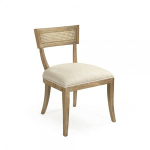 Zentique Carvell Cane Back Side Chair