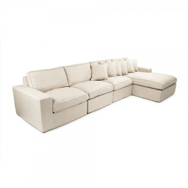 Zentique Chaud Sectional Sofa