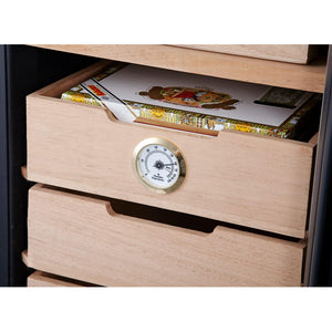Whynter Elite Touch Control Stainless 1.8 cu.ft. Cigar Cooler Humidor