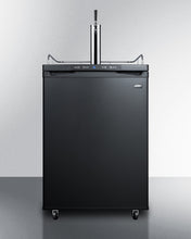 "Load image into Gallery viewer, Summit 24"" Wide Coffee Kegerator"