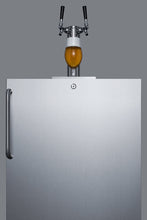 "Load image into Gallery viewer, Summit 24"" Wide Outdoor Kegerator, ADA Compliant"