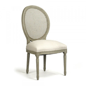 Zentique Medallion Side Chair