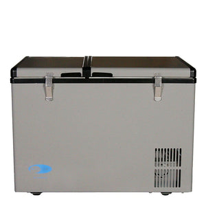 Whynter 62 Quart Dual Zone Portable Fridge/ Freezer