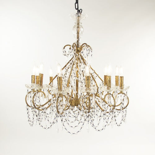 Zentique  Fauna Chandelier Light W26 x H30 x D26 LI-SH15-05-272