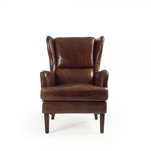 Zentique Felicia Wingback Chair