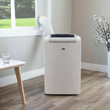 Load image into Gallery viewer, Whynter 12000 BTU Dual Hose Digital Portable Air Conditioner with Heat  DrainPump