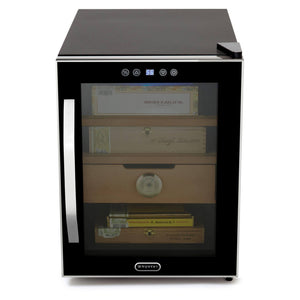 Whynter Elite Touch Control Stainless 1.2 cu.ft. Cigar Cooler Humidor