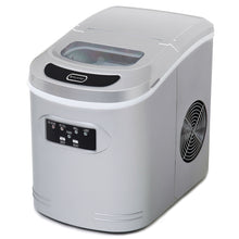 Load image into Gallery viewer, Whynter Compact Portable Ice Maker 27 lb capacity - Metallic Silver