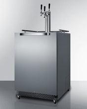 "Load image into Gallery viewer, Summit 24"" Wide Built-In Outdoor Kegerator"