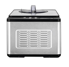 Load image into Gallery viewer, Whynter 2.1 Quart Ice Cream Maker - Stainless Steel