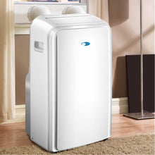 Load image into Gallery viewer, WHYNTER 12,000 BTU DUAL HOSE PORTABLE AIR CONDITIONER WITH 3M AND SILVERSHIELD FILTER