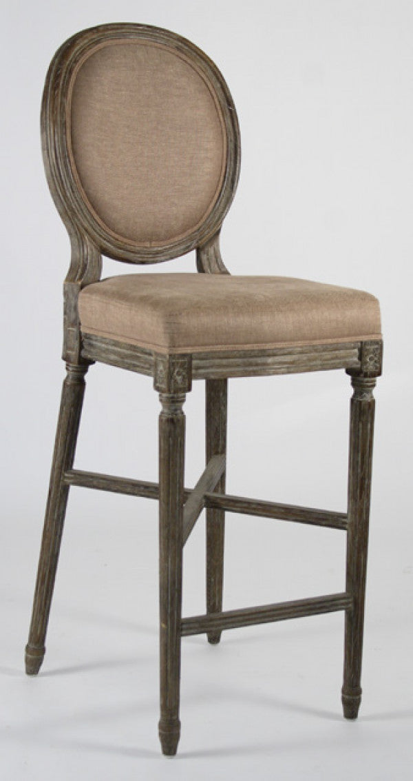 Zentique Medallion Bar Stool