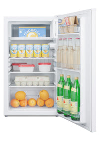 "Summit 20"" Wide Built-In Refrigerator-Freezer"