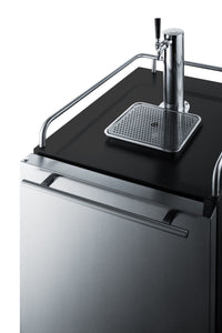 "Summit 24"" Wide Built-In Kegerator"
