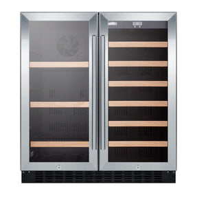 "Summit 30"" Wide Built-In Wine/Beverage Center"