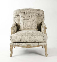 Load image into Gallery viewer, Zentique Paris Club Chair