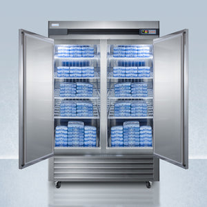 Summit 49 Cu.Ft. Upright Pharmacy Freezer