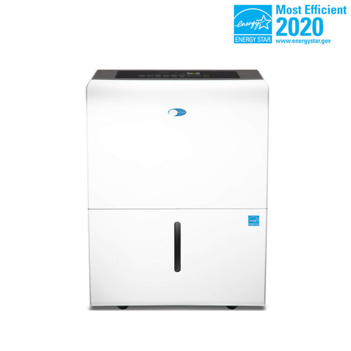 Whynter ENERGY STAR Most Efficient 2020 50 Pint High Capacity up to 4000 sq ft Portable Dehumidifier with Pump