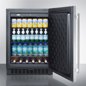"Summit 24"" Wide Outdoor All-Refrigerator"